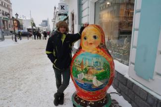 Казань глазами иностранца: «Девушки у вас некрасивые, но приставучие»