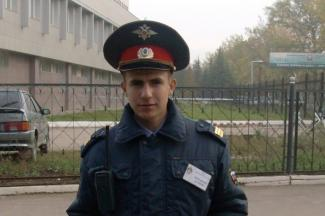 В Татарстане гаишник с приятелем заставили инвалида побегать, привязав тросом к внедорожнику