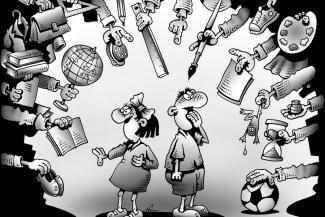 Ноу-хау Татарстана: русский язык школьники будут осваивать на уроках самбо