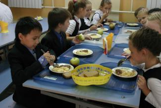 В казанских школах и детсадах кормят по канонам шариата