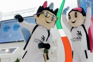 Явка обязательна? Спокойных и здоровых казанских школьников отправляют создавать массовку на WorldSkills