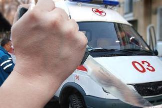 В Татарстане открыли сезон охоты на медиков: фельдшер скорой получила два удара ножом в спину