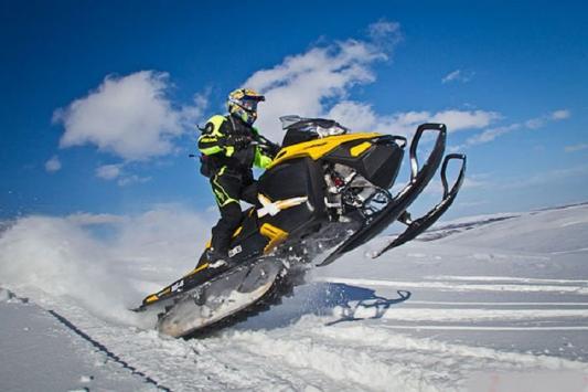 Снегоходы, винтажная барахолка и нестареющий Брюс Уиллис