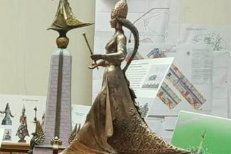 Памятник Сююмбике вместо памятника Девятаеву?.. В Казани не найдут места для гигантской скульптуры ханши