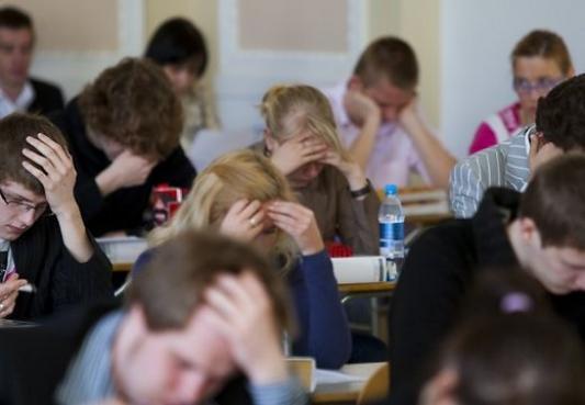 На казанских выпускников обрушилось... сочинение