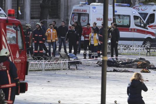 В стамбульском теракте ищут татарстанский след