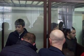 В Казани дворовые дебоширы кроме пуль от полицейских получили сроки
