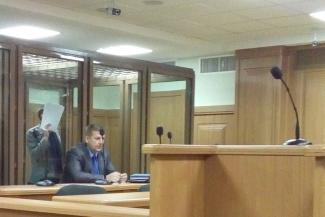 Чистопольский отморозок зевал, пока отец убитой им четырехлетней девочки рыдал в зале суда