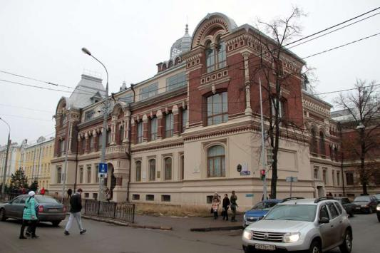 Казань потеряет филиал Суриковского института?