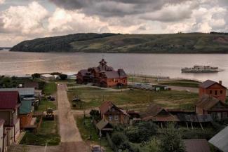 Недоступный остров-град: попасть в Свияжск сложно, а выбраться невозможно