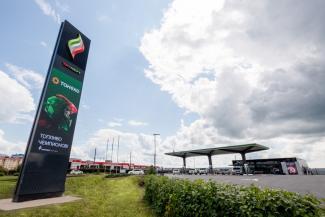 Бензин Татнефти стал доступен водителям в Узбекистане