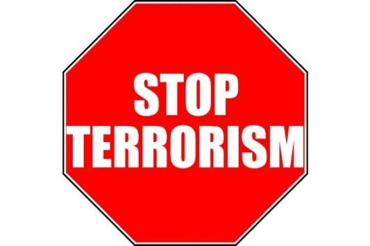 Очаг терроризма в деревенском доме