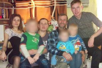 Папа убит, мама арестована: поможет ли детский омбудсмен России ребенку из образцовой семьи Татарстана?