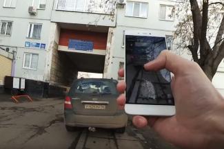В Татарстане пешеходу, который сотнями сдает любителей парковаться на тротуарах, грозят переломать руки