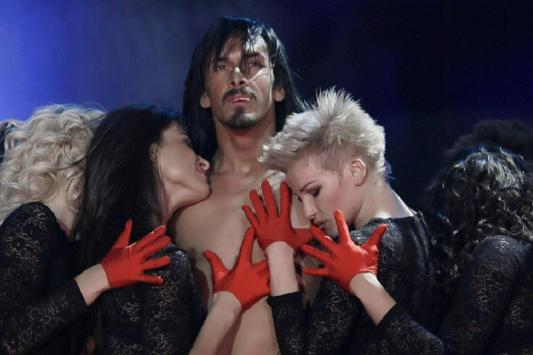 Three Days Grace, «Дэдпул» и «Тодес»: поем, ругаемся и танцуем