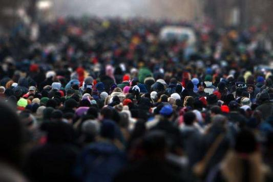 Тренд сезона - «стать человеком из толпы»