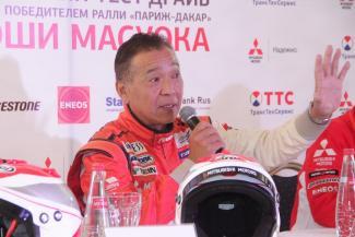 Японский гонщик Хироши Масуока: «Казань - почти как Сахара»