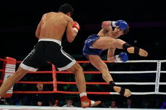 «Летающее колено» из Сербии возвращается, или «А я в пах его не бил»...