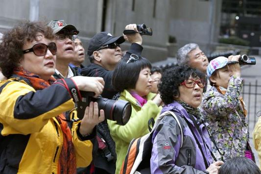 Татарстан планирует «выехать» из кризиса на китайских туристах