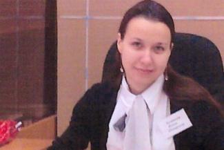 24-летняя Румия Хусаинова
