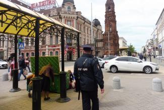 Запрещенные барабанщики: на время ЧМ улицу Баумана в Казани «зачистили» от музыкантов