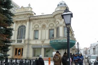 Слишком хорош, чтобы принадлежать народу?.. Казанцы волнуются о судьбе уникального Дома Ушковой на Кремлевской