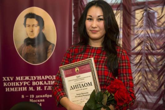 Венера Протасова: «С микрофоном я петь не умею»