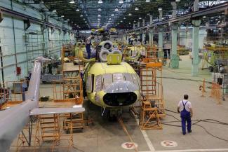Вертолет подождет: КМПО — в отпуске, КВЗ собирается на четырехдневку