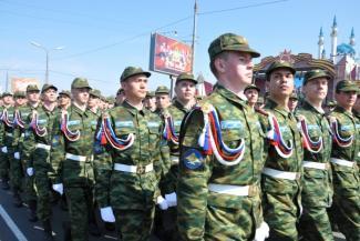 «Отчислять не будем, но участие в параде - дело святое!»: казанские студенты испугались участвовать в параде Победы 24 июня из-за коронавируса