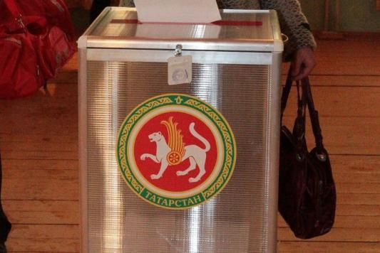 На выборах президента Татарстана «прокатили» кандидата от «партии покрышек»