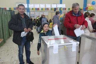 Запрещенный кандидат «против всех» на участке в Казани преодолел пятипроцентный барьер