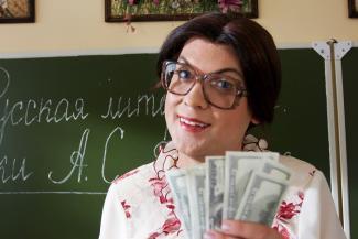 «Одних не берут даже по прописке, других принимают за деньги»: в Казани впервые поймали директора школы при получении взятки за поступление ребенка в 1-й класс