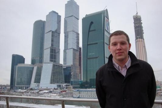 Артур Гибадуллин. Фото с сайта vkontakte.ru