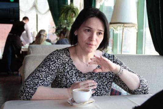 Юлия Зиганшина:<nobr>Детский Голос - опасный проект</nobr>
