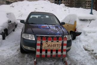 В новом году казанцы смогут купить места на парковках