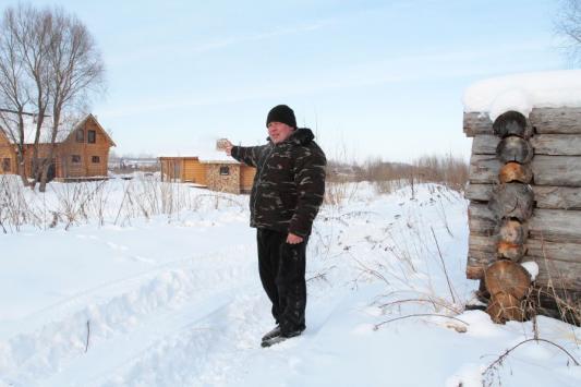 Игорь Сапатов: вот они, особо охраняемые природные территории!