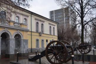 На Казанском пороховом снова рвануло: сотрудница в тяжелом состоянии