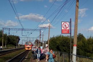 В Татарстане железнодорожники хотят отомстить зайцам
