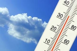 В Казани появилась первая жертва адской жары