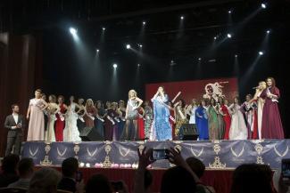 Как казанский стилист укрепляет имидж Татарстана за женский счет