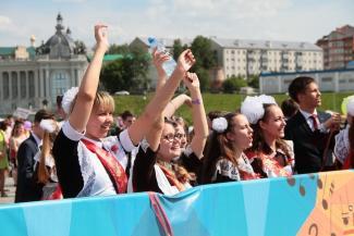 «Освенцим и гестапо» ранимым казанским выпускникам не грозят