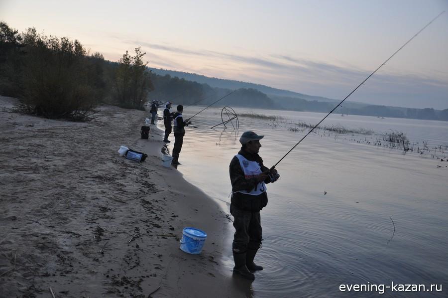 база отдыха рыбаков казань