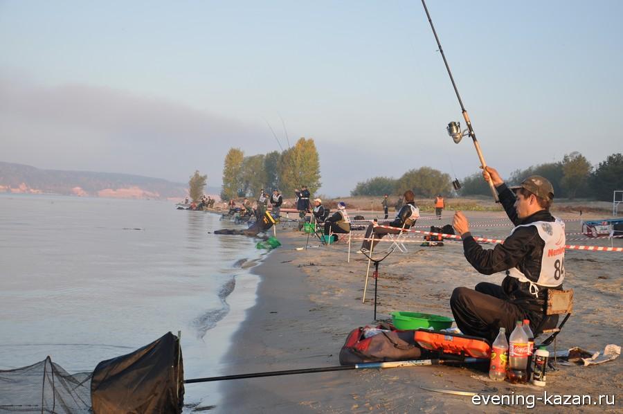 места для отдыха и рыбалки в татарстане