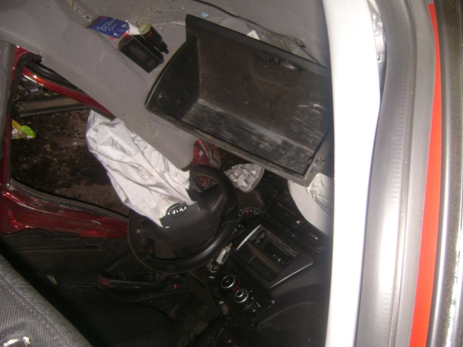 Натрассе Кичуй— Тукмак вРТ врезультате дорожно-траспортного происшествия погибли двое мужчин