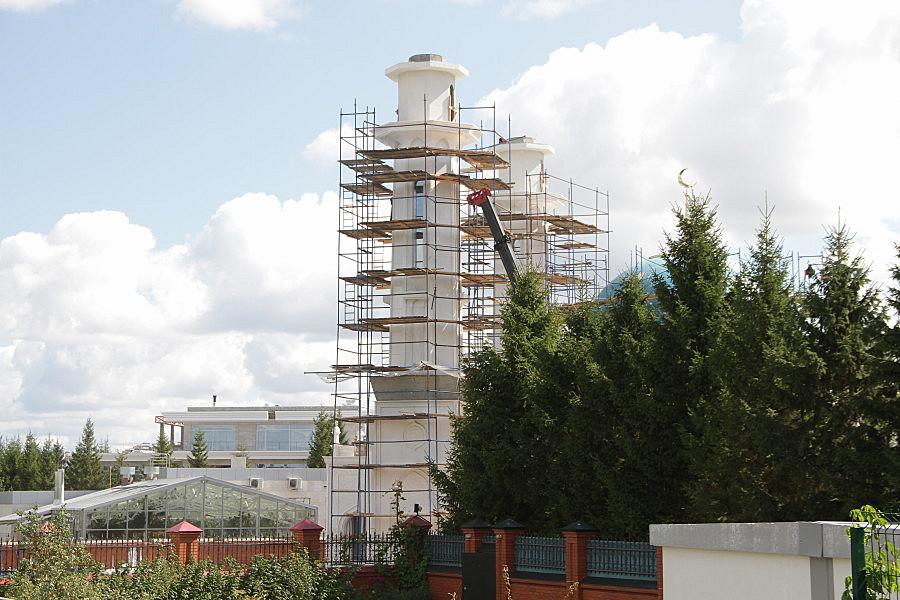 Три дополнительные площадки выделили в российской столице для празднования Курбан-байрам