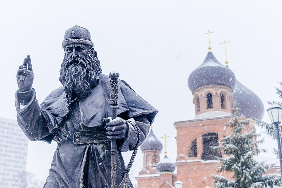 ВКазани откроют монумент лидеру старообрядцев Андриану