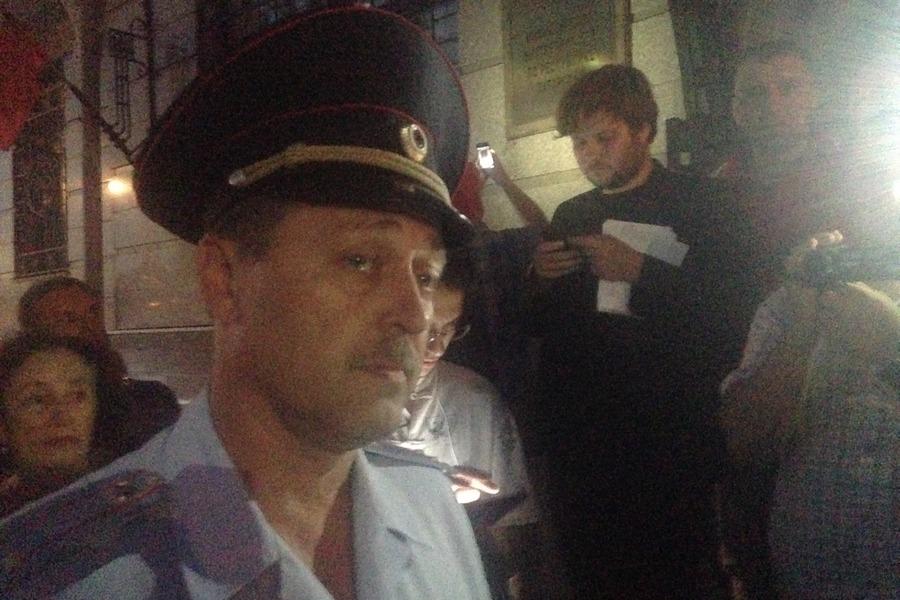 ВТатарстане десятки полицейских задержали машину с претендентами отПАРНАСа