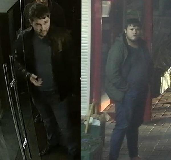 Милиция Казани разыскивает подозреваемых визбиении иограблении двух человек