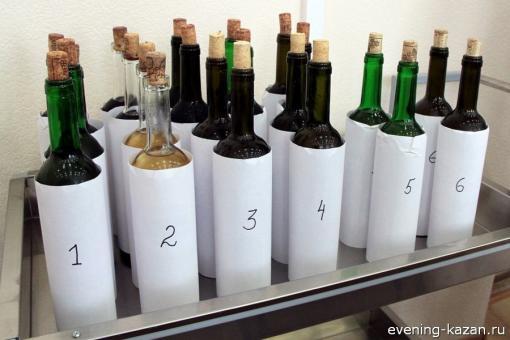 Казанские дегустаторы оценивали виноградные вина и сожалели о снижении их производства
