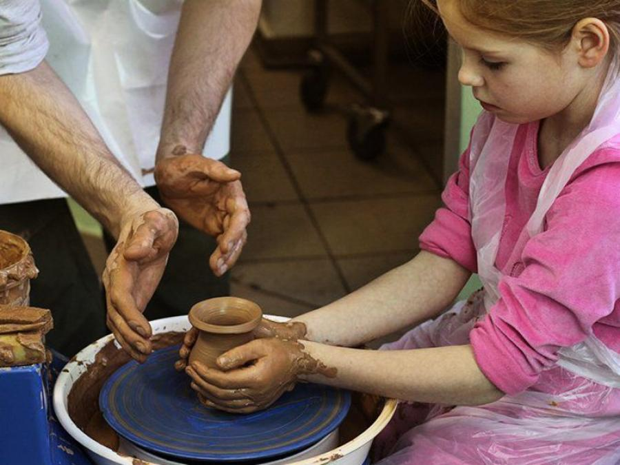 Мастер класс по гончарному делу для детей москва - Vento-divino.ru